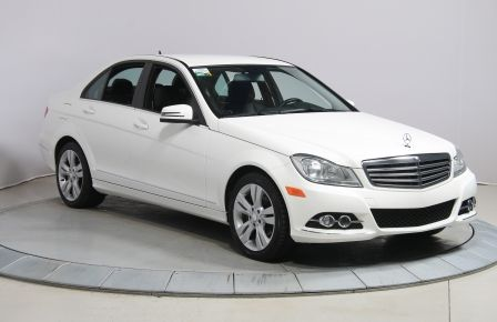 2013 Mercedes Benz C300 C300 4MATIC CUIR BLUETOOTH MAGS #0