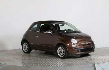2013 Fiat 500c LOUNGE CONVERTIBLE BLUETOOTH MAGS #0