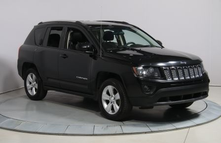 2015 Jeep Compass AUTO A/C MAGS TOIT CUIR GR ELECT #0