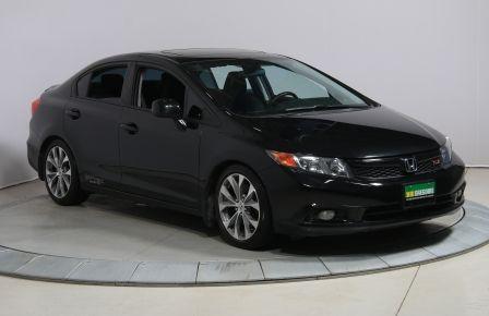 2012 Honda Civic Si A/C TOIT MAGS #0