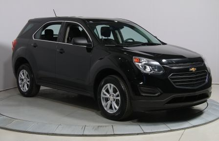 2017 Chevrolet Equinox LS AWD MAGS BLUETOOTH #0