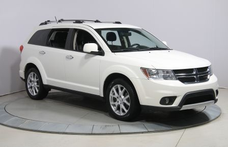 2016 Dodge Journey R/T AWD MAGS CUIR BLUETOOTH #0