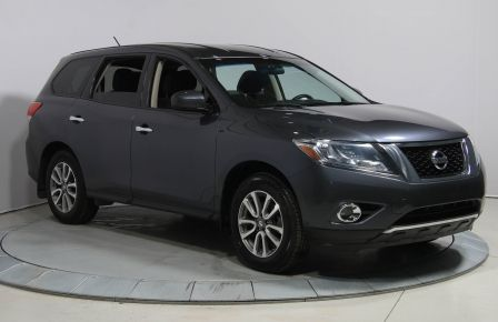 2014 Nissan Pathfinder S AWD A/C MAGS #0