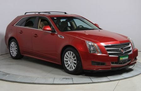 2010 Cadillac CTS WAGON AWD TOIT PANORAMIQUE CUIR MAGS #0