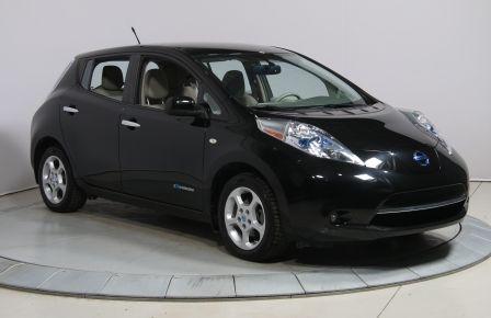 2012 Nissan Leaf SL A/C BLUETOOTH MAGS #0