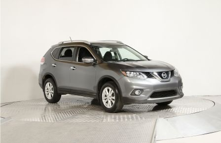 2015 Nissan Rogue SV AWD A/C TOIT NAVIGATION MAGS BLUETOOTH  7PASSAG #0