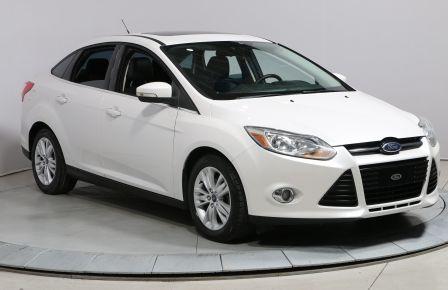 2012 Ford Focus SEL AUT A/C TOIT #0
