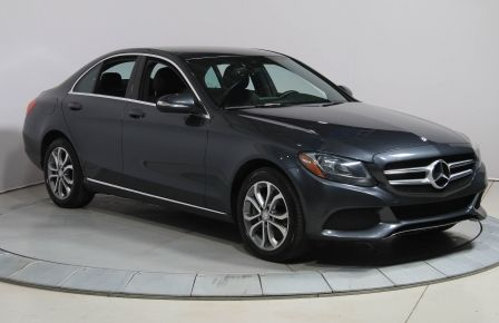 2015 Mercedes Benz C300 C300 4MATIC CUIR BLUETOOTH MAGS #0