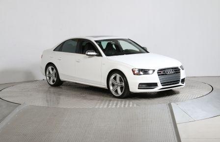 2014 Audi S4 TECHNIK NAVIGATION TOIT CUIR #0