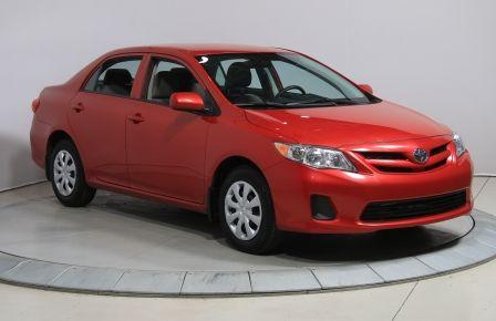 2013 Toyota Corolla CE AUTO A/C BLUETOOTH #0