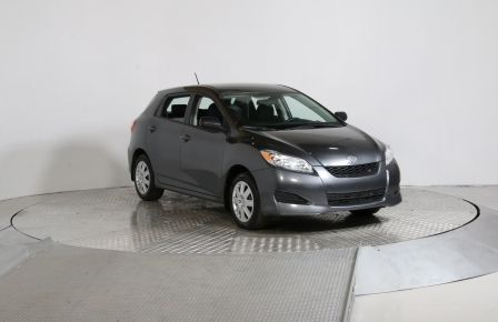 2013 Toyota Matrix A/C BLUETOOTH GR ELECT #0
