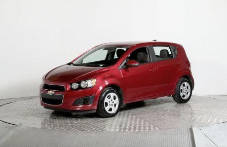2013 Chevrolet Sonic HATCHBACK LS BLUETHOOT #0