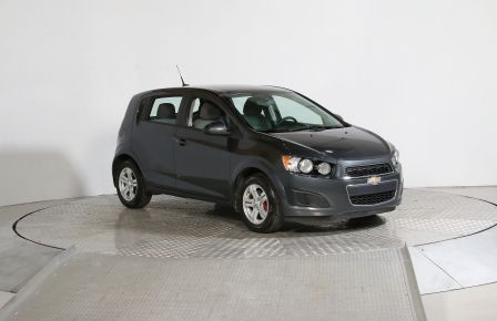 2014 Chevrolet Sonic HATCHBACK LS MAGS BLUETHOOT #0
