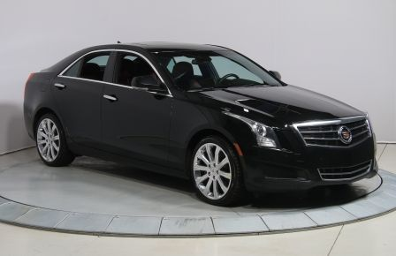 2014 Cadillac ATS LUXURY AWD 2.0 Turbo CUIR ROUGE TOIT MAGS BLUETHOO #0