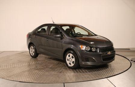 2013 Chevrolet Sonic LS AUTO A/C BLUETHOOT #0