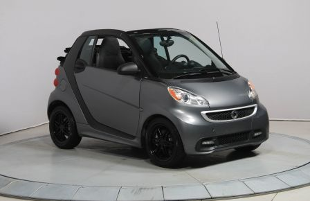 2013 Smart Fortwo Passion CONVERTIBLE AUTO A/C GR ÉLECT MAGS #0