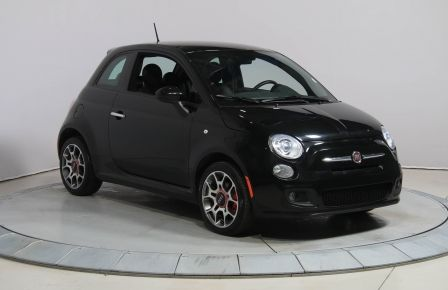 2015 Fiat 500 SPORT A/C BLUETOOTH MAGS #0