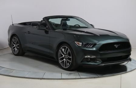 2015 Ford Mustang CONVERTIBLE ECOBOOST PREMIUM AUTO CUIR MAGS 20