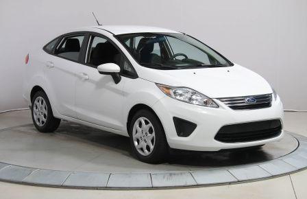 2012 Ford Fiesta SE A/C GR ELECT #0