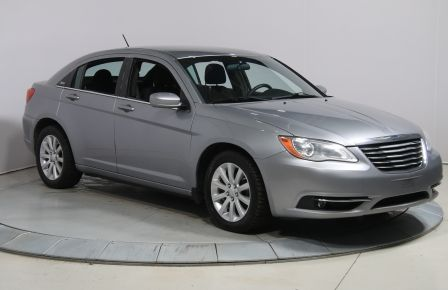 2013 Chrysler 200 TOURING A/C MAGS GR ELECT #0