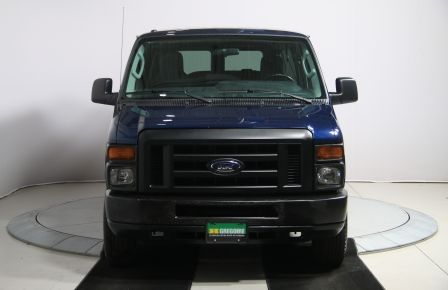 2012 Ford Econoline XL A/C 8 PASSAGERS #0
