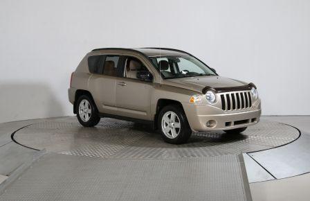 2010 Jeep Compass NORTH AUTO A/C GR ÉLECT MAGS BAS KILOMÈTRAGE #0