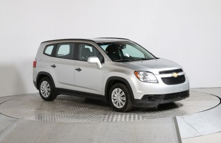 2012 Chevrolet Orlando LS A/C 7 PASSAGERS #0