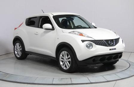 2013 Nissan Juke SV #0