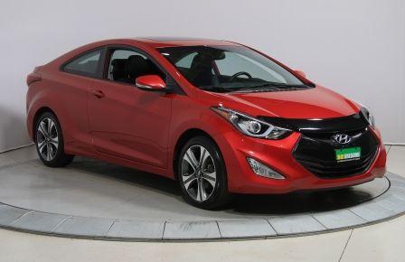 2014 Hyundai Elantra COUPE SE CUIR TOIT NAVIGATION #0