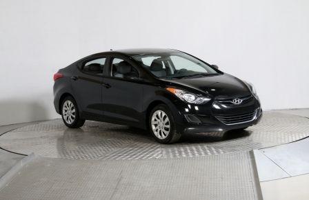 2012 Hyundai Elantra GL AUTO A/C GR ELECT BLUETOOTH #0