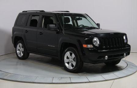 2015 Jeep Patriot NORTH 4X4 BLUETOOTH TOIT MAGS #0