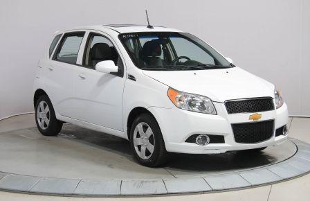 2010 Chevrolet Aveo LT A/C TOIT GR ELECT #0