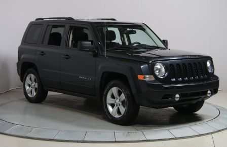2015 Jeep Patriot NORTH 4X4 AUTO A/C BLUETOOTH #0