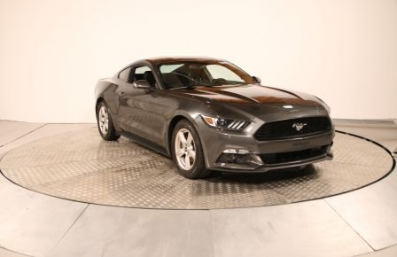 2016 Ford Mustang FASTBACK V6 6 VITESSES A/C GR ÉLECT MAGS BLUETHOOT #0