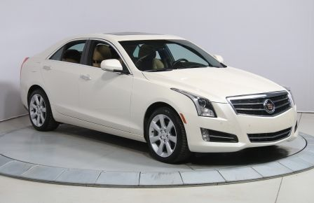 2013 Cadillac ATS 3.6 PERFORMANCE AWD V6 AUTO A/C CUIR TOIT NAVIGATI #0