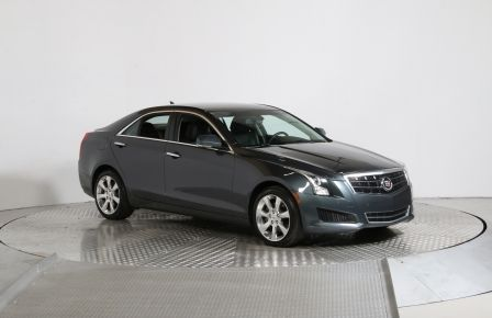 2013 Cadillac ATS 3.6 LUXURY V6 AWD AUTO A/C CUIR MAGS BLUETHOOT #0