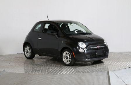 2012 Fiat 500 POP A/C GR ÉLECT MAGS #0