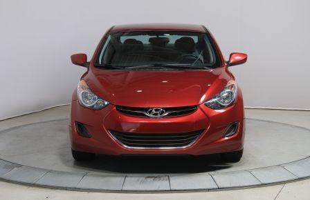 2013 Hyundai Elantra GL A/C BLUETOOTH GR ELECT #0