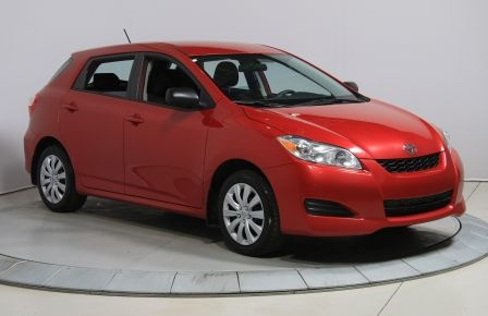 2013 Toyota Matrix FWD AUTO A/C BLUETOOTH #0