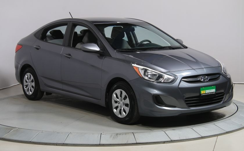 2016 Hyundai Accent GL A/C BLUETOOTH GR ELECT #0