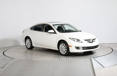 2011 Mazda 6 GS LUXURY AUTO A/C CUIR TOIT MAGS BLUETHOOT #0