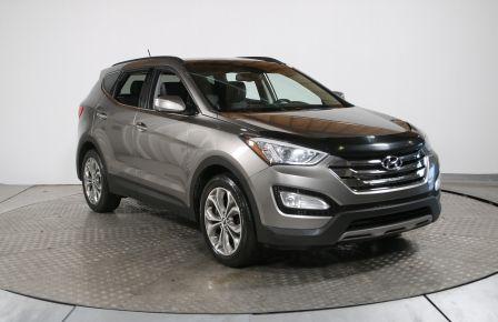 2014 Hyundai Santa Fe SE 2.0 TURBO AWD CUIR TOIT PANORAMIQUE MAGS BLUETH #0