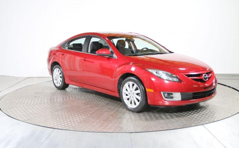 2012 Mazda 6 GS V6 AUTO A/C GR ÉLECT TOIT MAGS BLUETHOOT #0