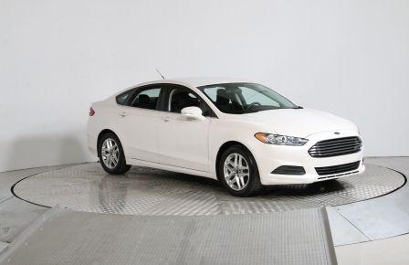 2013 Ford Fusion SE ECOBOOST AUTO A/C GR ÉLECT MAGS NAVIGATION CAMÉ #0