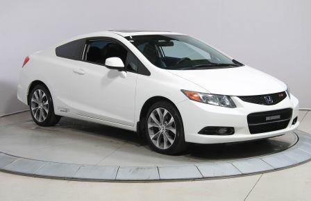 2012 Honda Civic Si COUPE A/C CUIR TOIT NAVIGATION #0