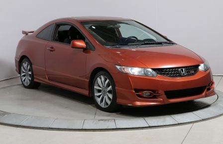 2009 Honda Civic COUPE SI A/C TOIT MAGS #0