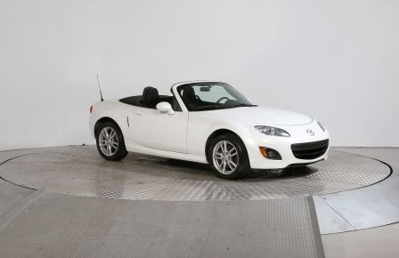 2011 Mazda MX 5 CONVERTIBLE GX A/C GR ÉLECT MAGS #0