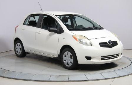 2008 Toyota Yaris LE #0