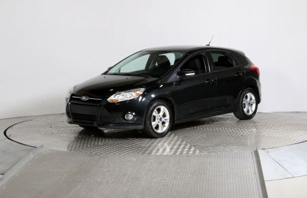 2013 Ford Focus SE A/C GR ELECT MAGS BLUETOOTH #0