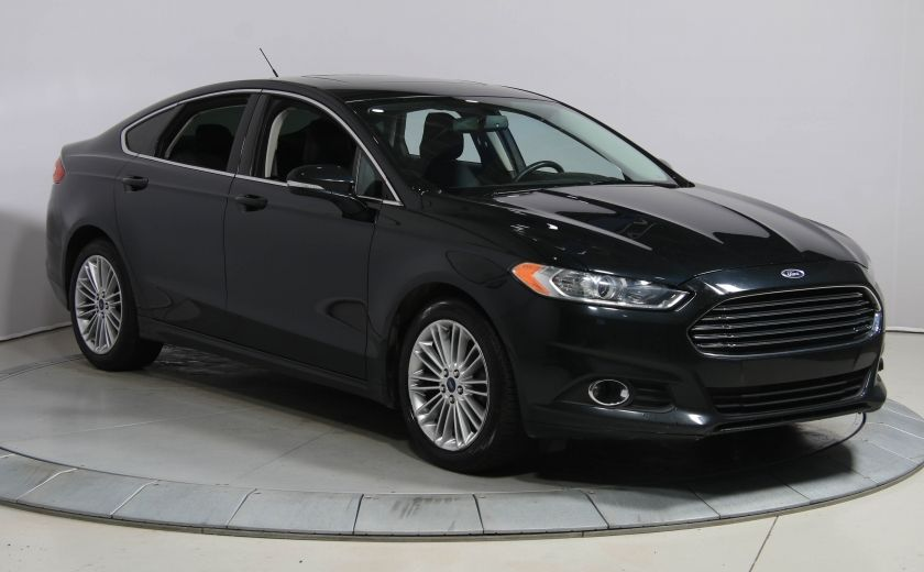 2014 Ford Fusion SE A/C BLUETOOTH TOIT MAGS #0
